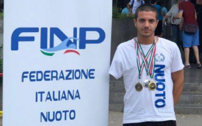 Nuoto: Eccellenti risultati degli atleti agonisti paralimpici