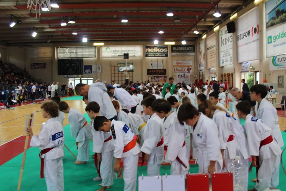 Judo: grande successo per il Memorial M° Lino Ciabattoni