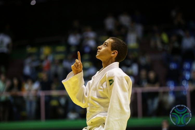 Judo: Davide Esposto e Katharina Klepp ai campionati italiani cadetti
