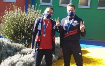 CAMPIONATI ITALIANI ASSOLUTI FINP: Brillano gli atleti della Polisportiva